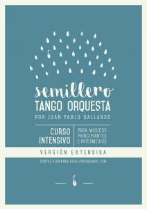 Semillero Tango Orquesta